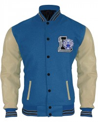 13 Reasons Why Liberty High Tigers Letterman Varsity Jacket