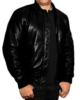 Fast And Furious 9 Vin Diesel Black Bomber Jacket